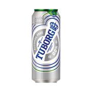 Poza cu Tuborg fără alcool
