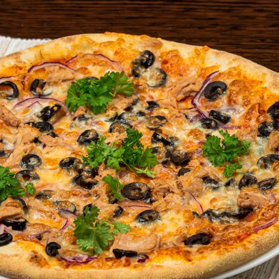 Poza cu Pizza Al Tonno