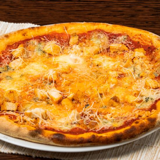 Poza cu Pizza Bianca