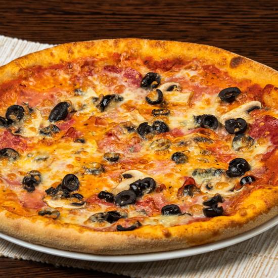 Poza cu Pizza Casei