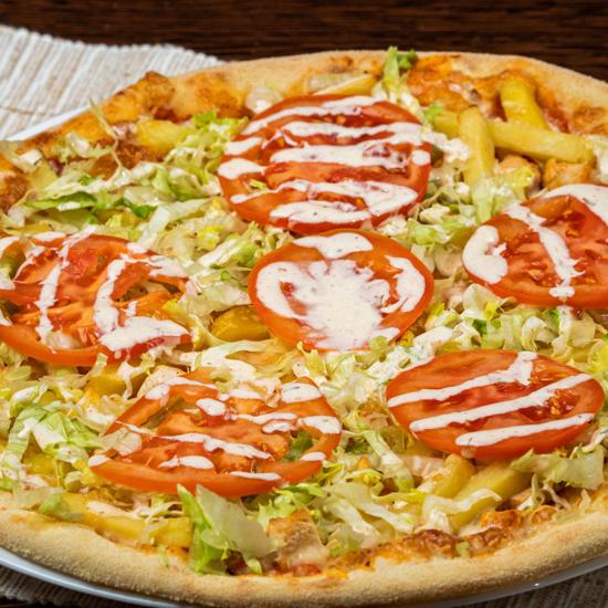 Poza cu Pizza Con Patata