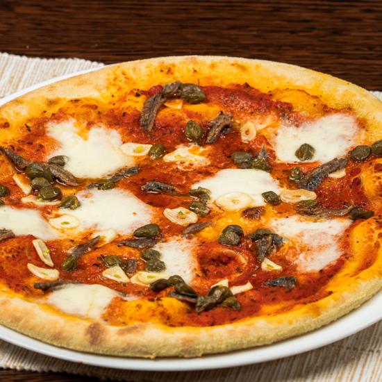 Poza cu Pizza Marinara