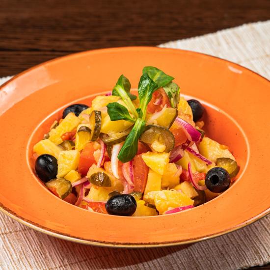 Poza cu Salată orientală