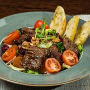 Poza cu Salată cu mușchi de vită