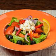 Poza cu Salată Grecească