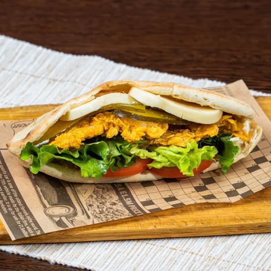 Poza cu Sandwich Zamca