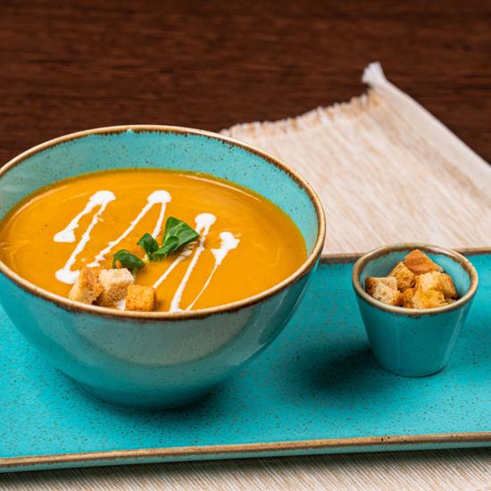 Poza cu Supă cremă de legume